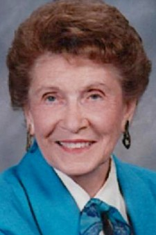 Photo of Bernadine Carlson.