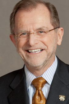 Photo of WMU President John M. Dunn.