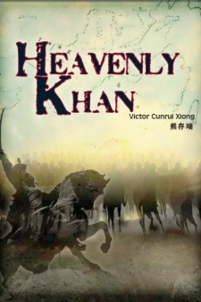 Photo of Heavely Khan book cover.