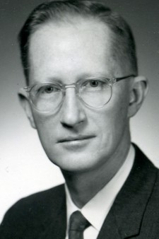 Photo of David F. Sadler.