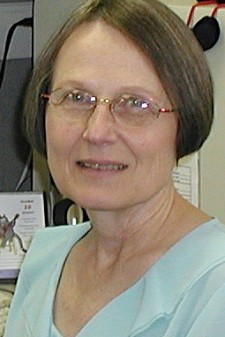 Photo of Marcia L. Thompson.