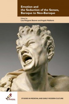 Cover image of Emotion and the Seduction of the Senses, Baroque to Neo-Baroque: Marsyas by Balthasar Permoser, marble