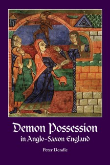 Cover image of Demon Possession in Anglo-Saxon England