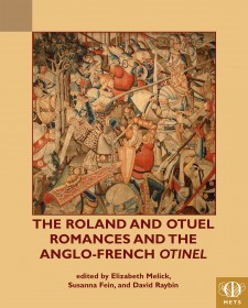 Cover image of 		 The Roland and Otuel Romances and the Anglo-French Otinel