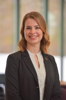 Photo of WMU student Joy Goldschmidt .