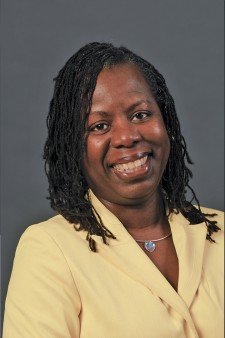 Photo of Dr. Toni Woolfork-Barnes.