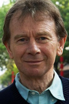Portrait of Michael Wood.