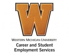 Logo for Western Michigan University Career and Student Employment Services