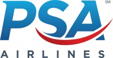 Logo for PSA Airlines