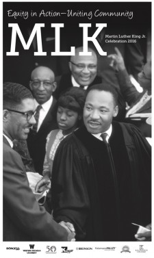 MLK brochure cover