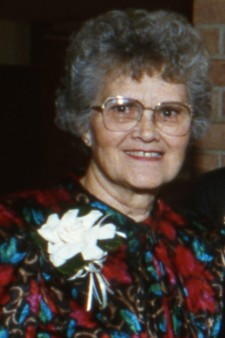 Photo of Barbara Jane Miller.