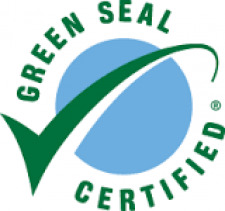 Green Seal Certified logo.