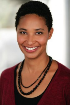 Headshot of Dr. Danielle Allen.