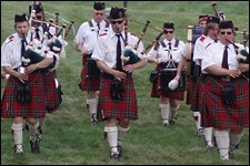 Kalamazoo Pipe Band