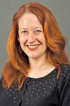 Photo of Dr. Carla Koretsky.