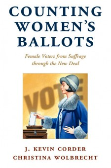 Counting Women's Ballots book cover.