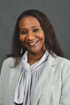 Photo of Dr. Sherine O. Obare.