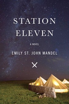 Station Eleven book cover.
