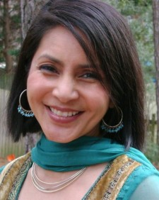 Photo of Dr. Dina Bangdel.