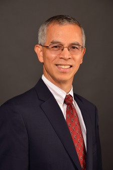 Photo of Dr. Ming Li.