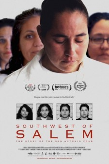Southwest of Salem movie poster.