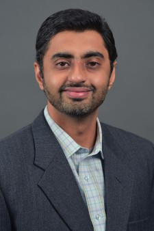 Photo of Dr. Fahad Saeed.