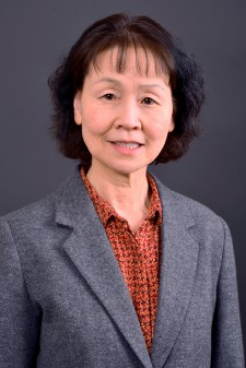 Photo of Dr. Ping Zhang.