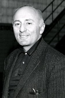 Photo of a younger George Dales.