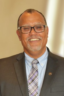 Photo of WMU President Edward Montgomery.