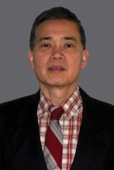 Photo of Dr. Victor Cunrui Xiong.