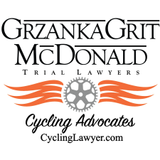 Grzanka Grit McDonald Trial Lawyers logo.