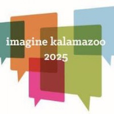 Imagine Kalamazoo 2025 logo