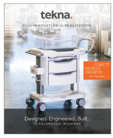Bassinet made by Tekna
