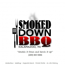 Logo Smoked Down BBQ