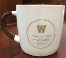APA coffee cup