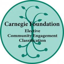 Carnegie Community Engagement logo