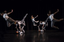 Dancers Perform the work of Kirsten Smits' Graduating Presentation