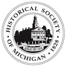 Historical Society of Michigan logo