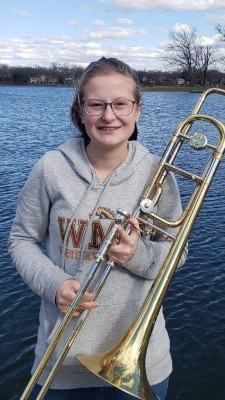 Trombone Students | Trombone Program | Western Michigan University