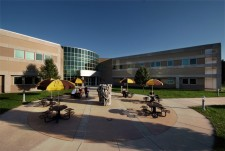 WMU-Southwest exterior picnic tables