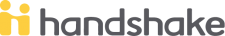 Logo of Handshake