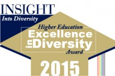 Excellence in Diversity logo.