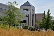 Photo of WMU's Waldo Library.