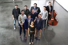 Photo of award-winning ensemble Mas Que Nada.
