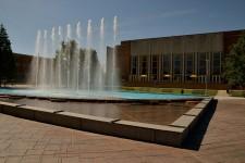 Photo of WMU's Miller Auditorium.