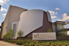Photo of the WMU Homer Stryker M.D. School of Medicine.