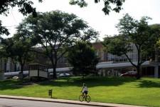 Photo of WMU's Bernhard Center.