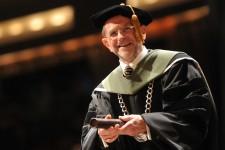 Photo of WMU President John M. Dunn.