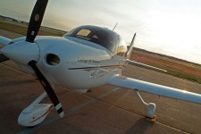 Photo of Cirrus SR-20.
