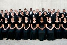 Photo of University Chorale.